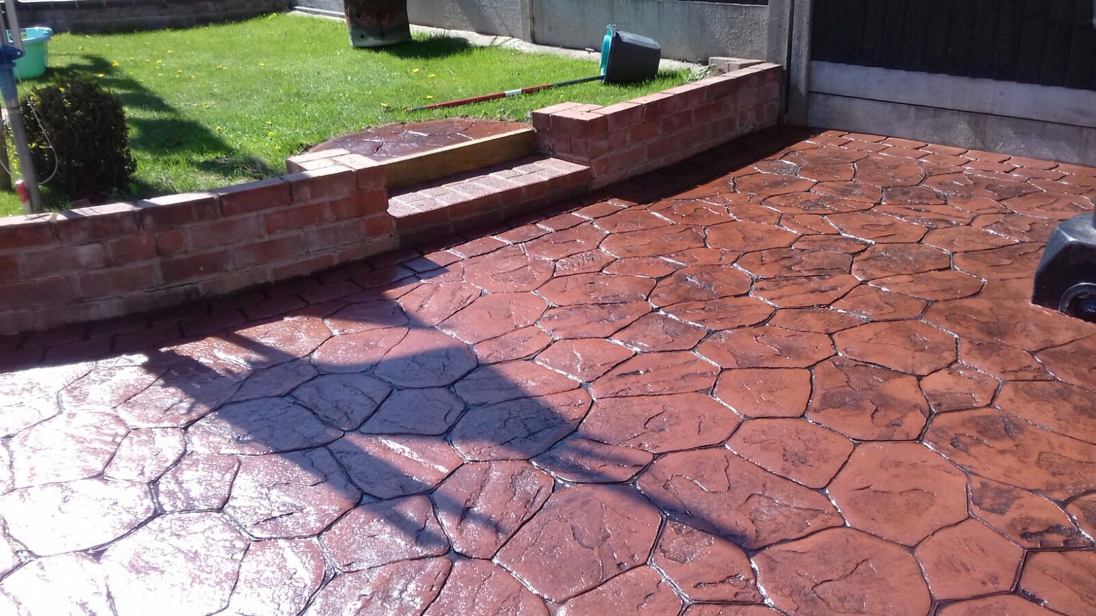 Patio Services Asset Pavings Systems